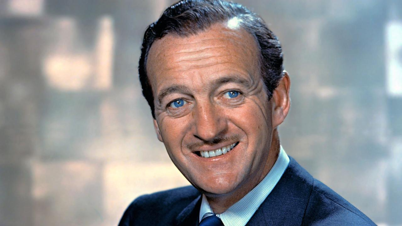 David Niven A True Gentleman ‹� Historian Alan Royle